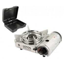 Плитка газовая в чемодане  Tourist Lotos Premium TR-300